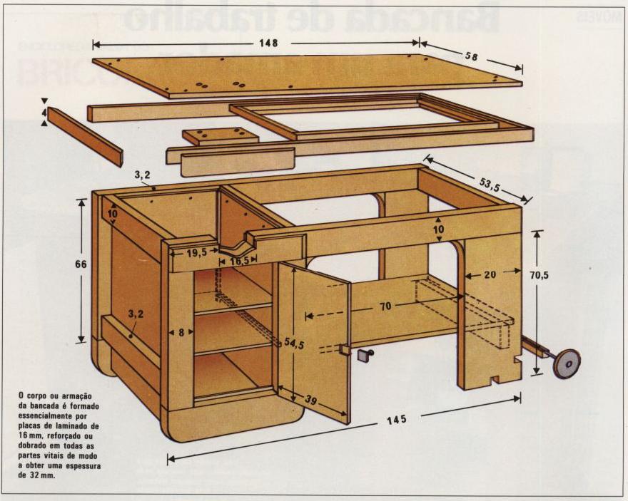 Apostilas de Carpintaria e Marcenaria - Manuais Pr ticos em PDF